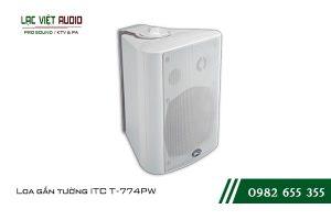 Giới thiệu về thiết bị Loa gắn tường ITC T774PW