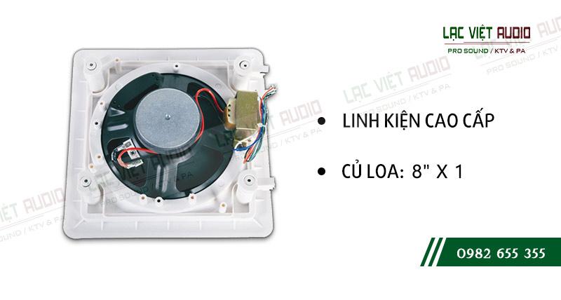 Các đặc điểm nổi bật của sản phẩm Loa gắn tường ITC T582R