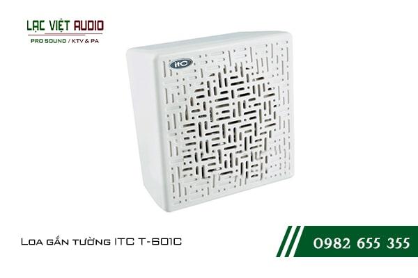 Giới thiệu về sản phẩm Loa gắn tường ITC T601C