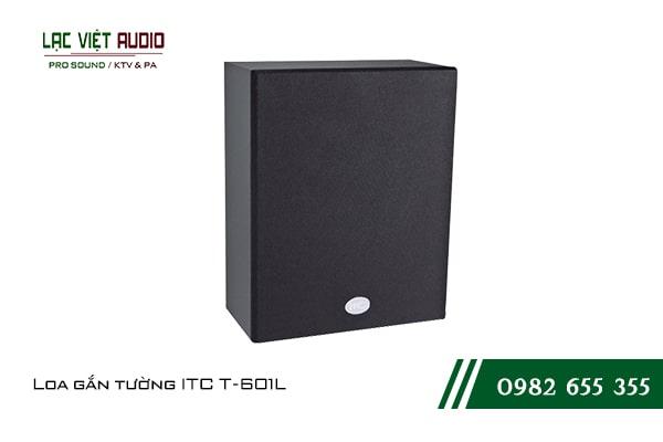 Giới thiệu về sản phẩm Loa gắn tường ITC T 601L