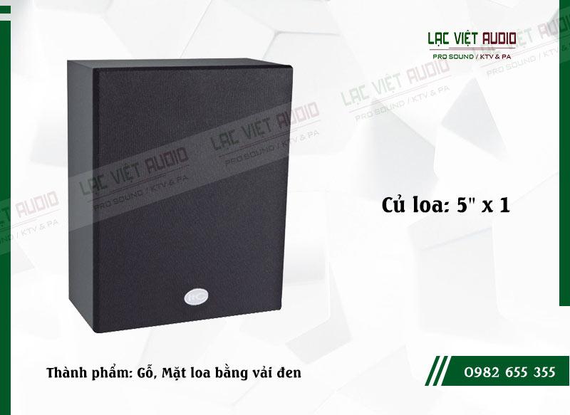 Các đặc điểm nổi bật của thiết bị Loa gắn tường ITC T 601L