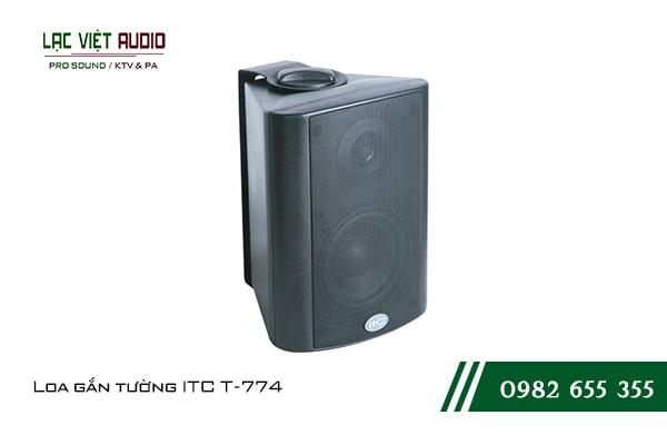 Giới thiệu sản phẩm Loa gắn tường ITC T774