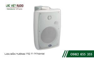 Giới thiệu sản phẩmLoa gắn tường ITC T774HW