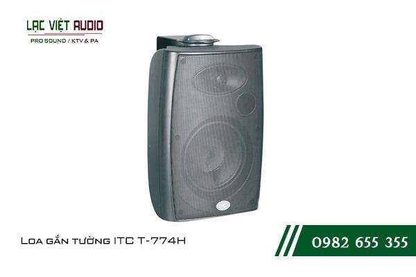 Giới thiệu sản phẩm Loa gắn tường ITC T774H