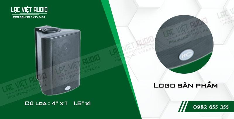 Các đặc điểm nổi bật của sản phẩmLoa gắn tường ITC T774P