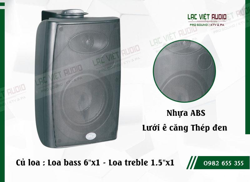 Các đặc điểm nổi bật của sản phẩm Loa gắn tường ITC T776H