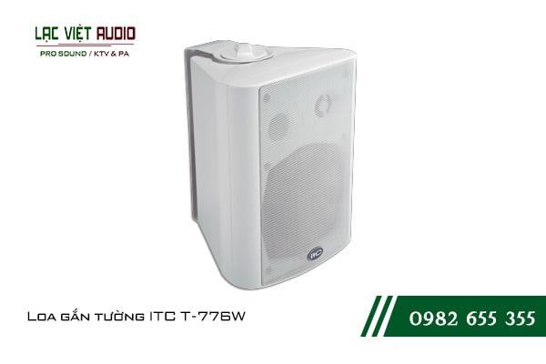 Giới thiệu về sản phẩm Loa gắn tường ITC T776W