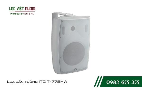 Giới thiệu về sản phẩm Loa gắn tường ITC T778HW