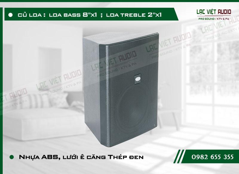 Các đặc điểm nổi bật của sản phẩm Loa gắn tường ITC T778P