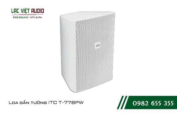 Giới thiệu về thiết bị Loa gắn tường ITC T778PW