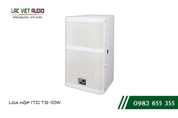 Giới thiệu về sản phẩm Loa hộp ITC TS10W