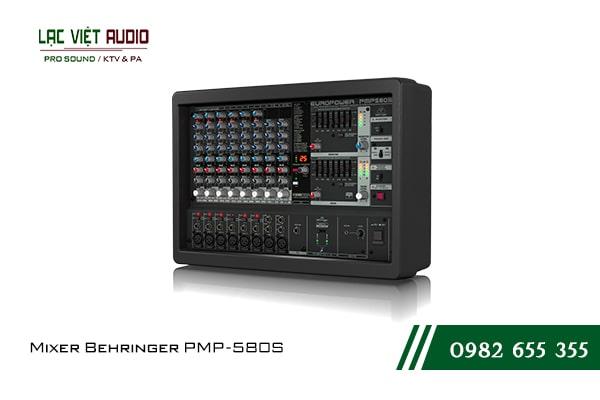 Giới thiệu về sản phẩm Mixer Behringer PMP 580S