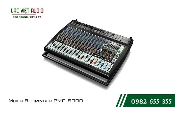 Giới thiệu về sản phẩm Mixer Behringer PMP 6000