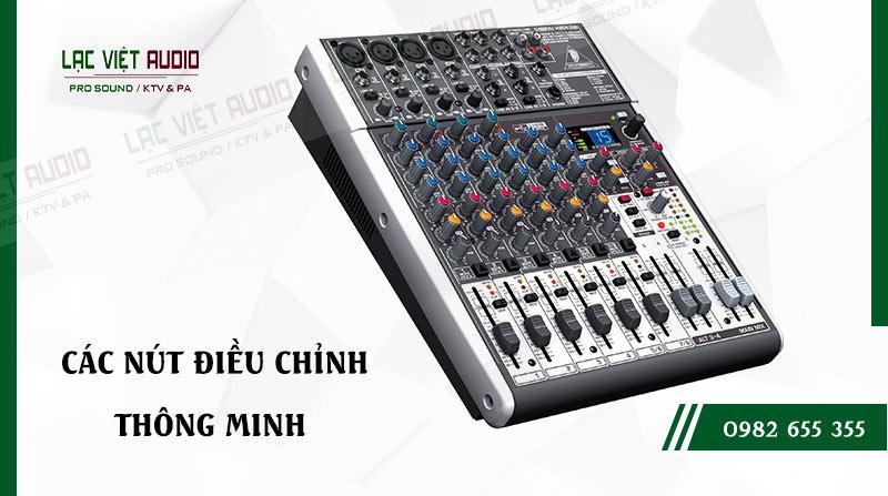 Các đặc điểm độc đáo của thiết bị Mixer Behringer XENYX X1204USB