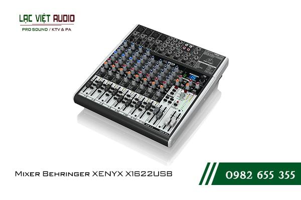 Giới thiệu về sản phẩm Mixer Behringer XENYX X1622USB
