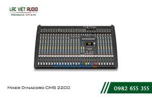 Giới thiệu về sản phẩm Mixer Dynacord CMS 2200