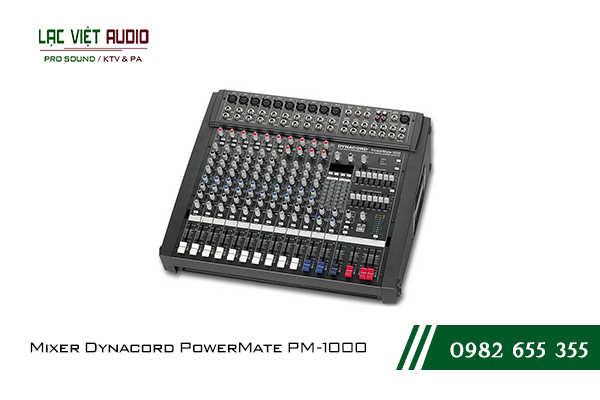 Giới thiệu về sản phẩm Mixer Dynacord PowerMate PM 1000