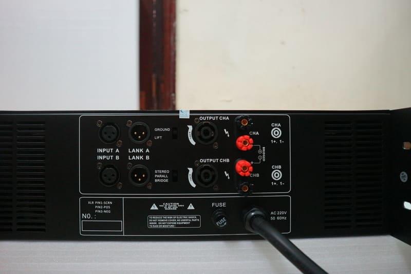Cổng kết nối của sản phẩm
