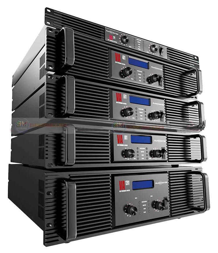 Cục đẩy công suất Audiocenter KA601
