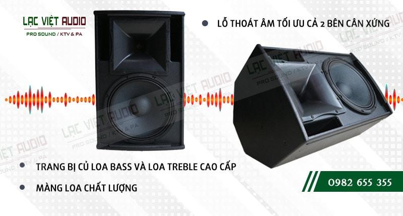 Các đặc điểm nổi bật của sản phẩm Loa DB KA 112F