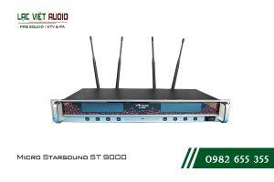 Giới thiệu về sản phẩm Micro Starsound ST 9000
