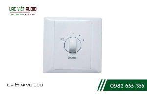 Giới thiệu về sản phẩm Chiết áp DB VC 030