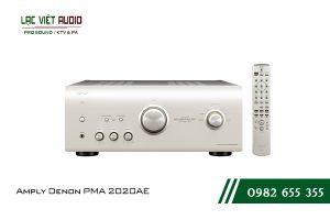Giới thiệu Amply Denon PMA 2020AE