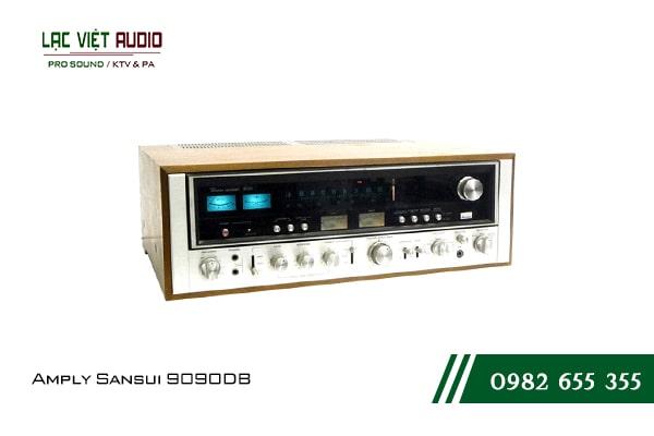Giới thiệu về sản phẩmAmply Sansui 9090DB