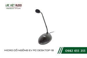Một số giới thiệu khách quan về sản phẩm MICRO CỔ NGỖNG EV PC DESKTOP 18