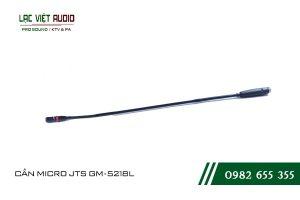 Một số giới thiệu khách quan về sản phẩm CẦN MICRO JTS GM 5218L