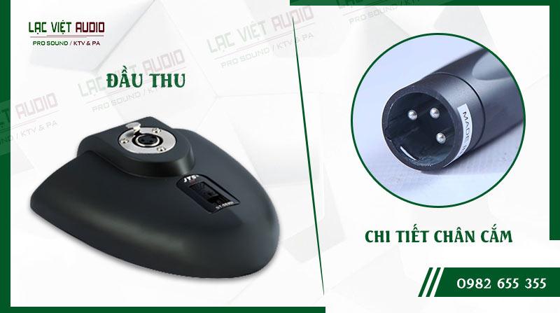 Các đặc điểm nổi bật của sản phẩm CẦN MICRO JTS GM 5218L