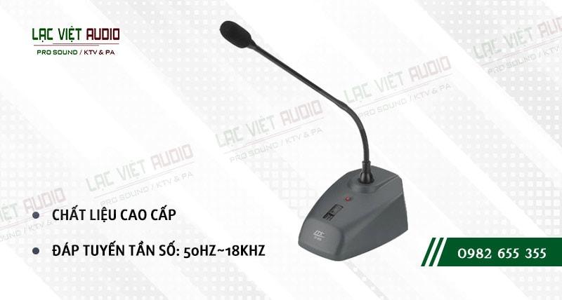 Các đặc điểm nổi bật của sản phẩm MICRO CỔ NGỖNG JTS ST 850