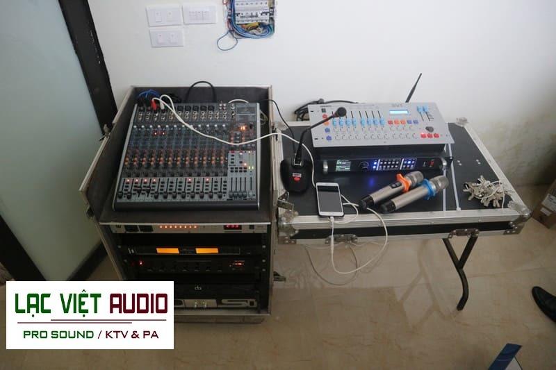 Các thiết bị trong dự án