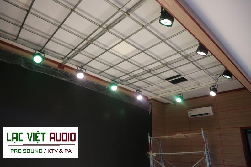 Hệ thống đèn led sân khấu