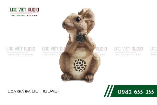Giới thiệu về sản phẩm Loa giả đá OBT 1804B