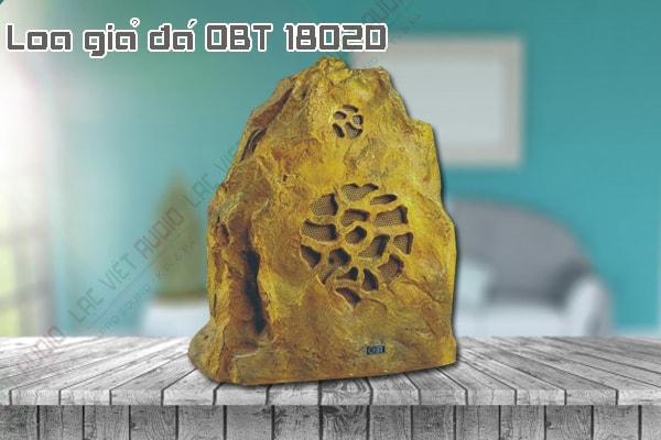Các đặc điểm nổi bật của sản phẩm Loa giả đá OBT 1802D
