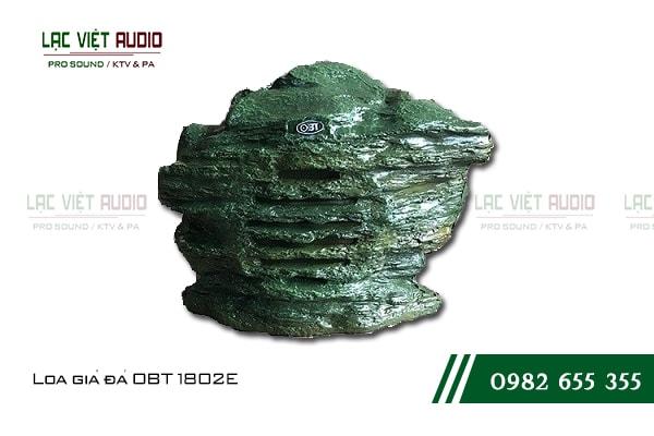 Giới thiệu về sản phẩm Loa giả đá OBT 1802E