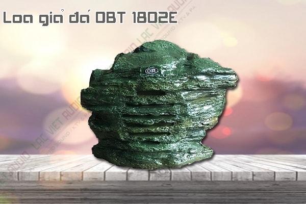 Các đặc điểm nổi bật của sản phẩm Loa giả đá OBT 1802E