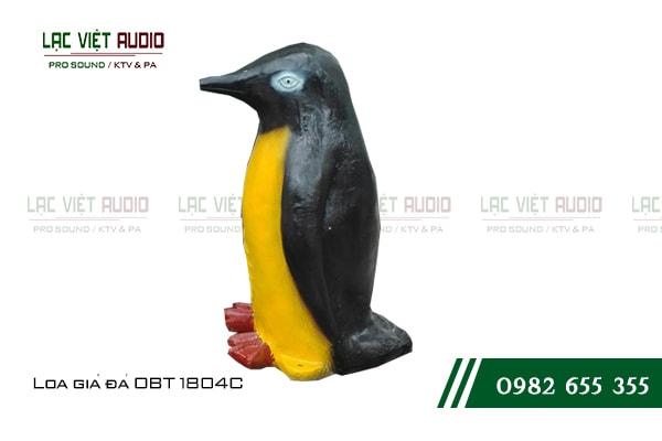 Giới thiệu về sản phẩm Loa giả đá OBT 1804C