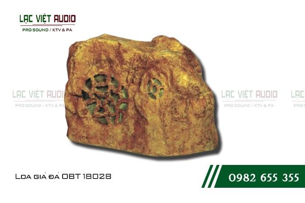 Giới thiệu về sản phẩm Loa giả đá OBT 1802B