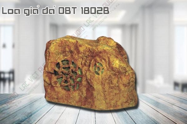 Các đặc điểm nổi bật của sản phẩm Loa giả đá OBT 1802B