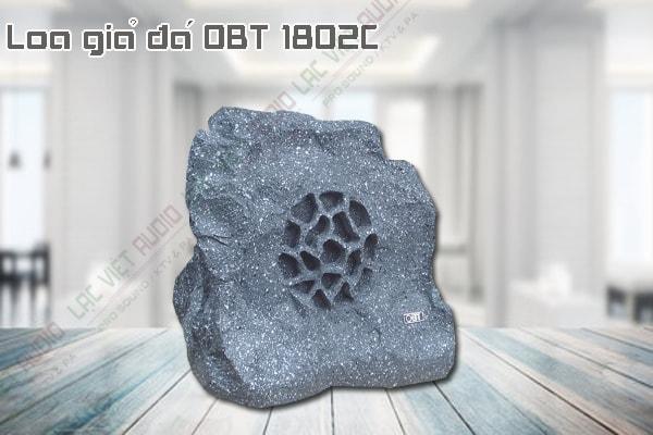 Các đặc điểm nổi bật của sản phẩm Loa giả đá OBT 1802C