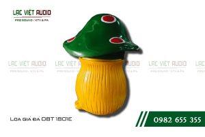 Giới thiệu về sản phẩm Loa giả đá OBT 1801E
