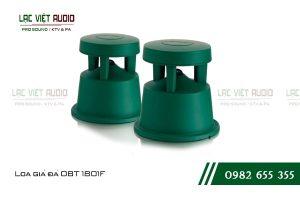 Giới thiệu về sản phẩm Loa giả đá OBT 1801F