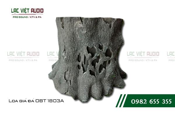 Giới thiệu về sản phẩm Loa giả đá OBT 1803A