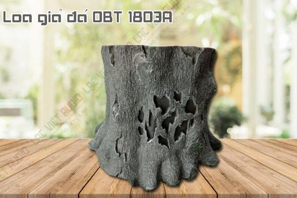 Các đặc điểm nổi bật của sản phẩm Loa giả đá OBT 1803A