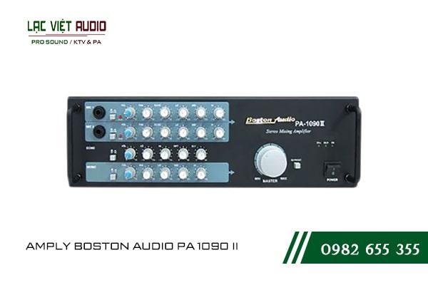 Giới thiệu về sản phẩm AMPLY BOSTON AUDIO PA 1090 II