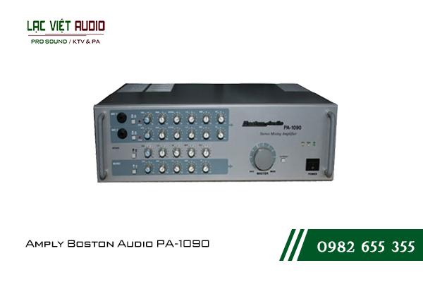 Giới thiệu về sản phẩm Amply Boston Audio PA-1090