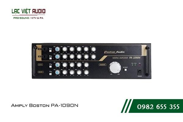 Giới thiệu về sản phẩm Amply Boston PA-1090N