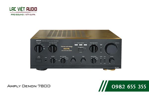 Giới thiệu về sản phẩmAmply Denon 780D